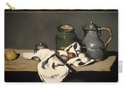 Still Life With A Kettle Carry-all Pouch