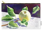 Still Life With Apple Carry-all Pouch