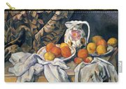 Still Life With Drapery Carry-all Pouch