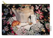 Still Life With Lace Carry-all Pouch