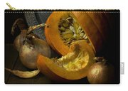Still Life With Pumpkin Carry-all Pouch