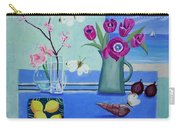 Still Life With Sea View Sold Carry-all Pouch