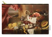 Still Life With View Carry-all Pouch
