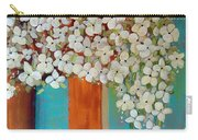 Still Life With White Flowers Carry-all Pouch