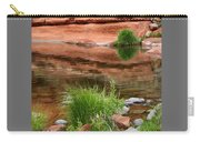Still Waters At Slide Rock Carry-all Pouch