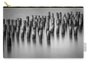 Still Waters Bw Carry-all Pouch