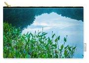 Stillness On Schreeder Pond Carry-all Pouch