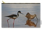 Stilt And Dowitcher  Carry-all Pouch