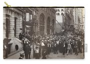Stock Brokers, C1902 Carry-all Pouch