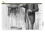 Stock Ticker, 1885 Carry-all Pouch