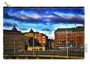 Stockholm In Color Carry-all Pouch