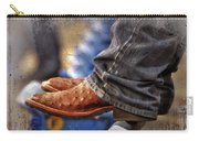 Stockshow Boots IIi Carry-all Pouch by Joan Carroll