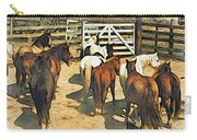 Stockyard Carry-all Pouch