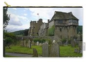 Stokesay Castle 2 Carry-all Pouch