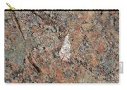Stone Adornment Carry-all Pouch