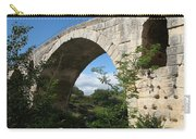Stone Arch Of Pont St. Julien Carry-all Pouch