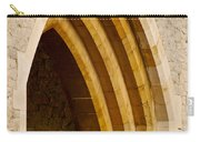 Stone Archway At Tower Hill Carry-all Pouch