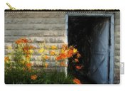 Stone Barn Acanthus Carry-all Pouch