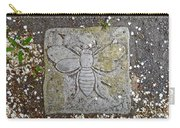 Stone Bee In Jim Thorpe Pa Carry-all Pouch