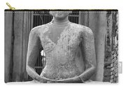 Stone Buddha Carry-all Pouch