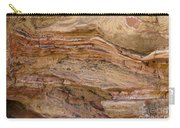 Stone Colors And Textures Carry-all Pouch
