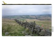 Old Dry Stacked Stone Fence Of Scotland Carry-all Pouch