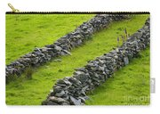 Stone Fences In Ireland Carry-all Pouch