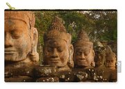 Stone Heads Carry-all Pouch