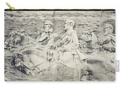 Stone Mountain Georgia Confederate Carving Carry-all Pouch