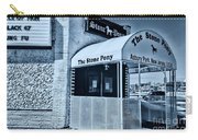 Stone Pony Cool Blue Carry-all Pouch