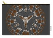 Stone Ridge Mandala Carry-all Pouch