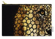 Stone Rock'd Lion - Sharon Cummings Carry-all Pouch