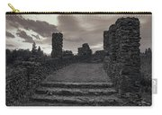 Stone Ruins At Old Liberty Park - Spokane Washington Carry-all Pouch