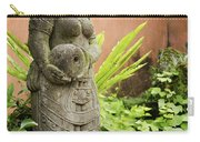 Stone Statue In Bali Indonesia  Carry-all Pouch