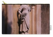 Stone Statue Woman  Carry-all Pouch