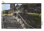 Stone Steps And Saint Peters Church At Harpers Ferry Carry-all Pouch