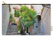 Stone Streets Of Old Trogir Carry-all Pouch