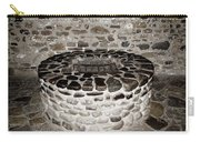 Stone Well At Old Fort Niagara Carry-all Pouch