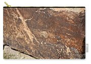 Stone Written Carry-all Pouch