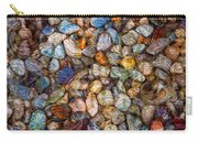 Stoned Stones Carry-all Pouch by Omaste Witkowski