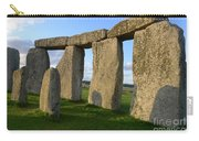 Stonehenge And Shadows Carry-all Pouch