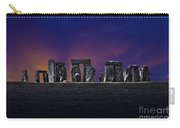 Stonehenge Looking Moody Carry-all Pouch