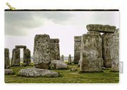 Stonehenge Panorama Carry-all Pouch