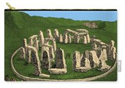 Stonehenge, Prehistoric Monument Carry-all Pouch