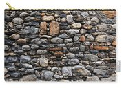 Stones Wall Carry-all Pouch