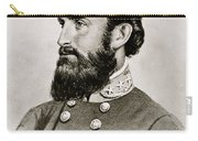Stonewall Jackson Confederate General Portrait Carry-all Pouch