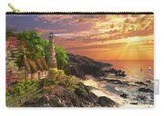 Stoney Cove Lighthouse Carry-all Pouch