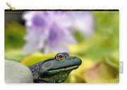 Stop And Smell The Hyacinths Carry-all Pouch
