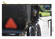 Stopped Buggy Carry-all Pouch