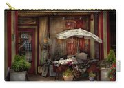 Storefront - Frenchtown Nj - The Boutique Carry-all Pouch by Mike Savad